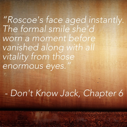 Quote- Don't Know Jack- Aging