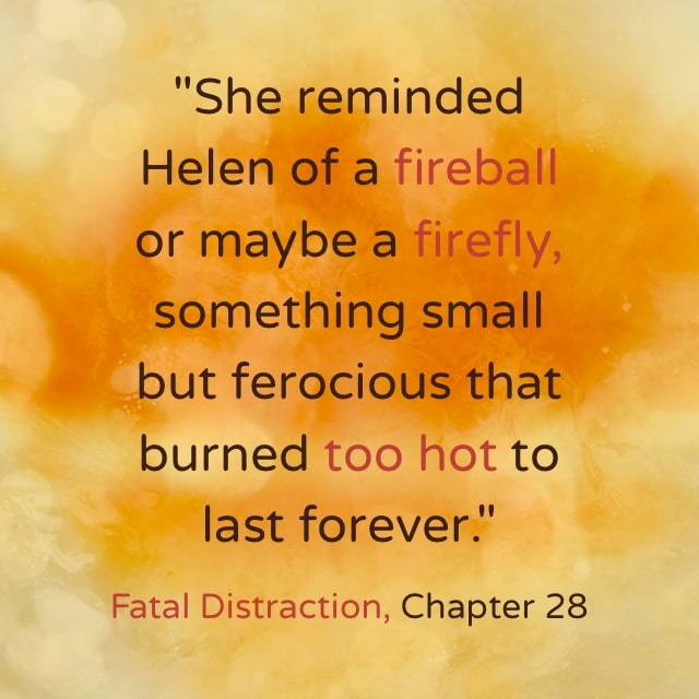 Quote- Fatal Distraction- Firefly