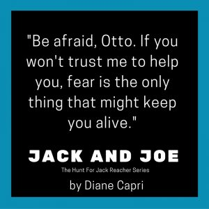 Jack and Joe Mystery Novel