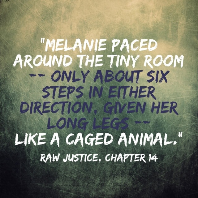 Quote- Raw Justice- Caged Animal
