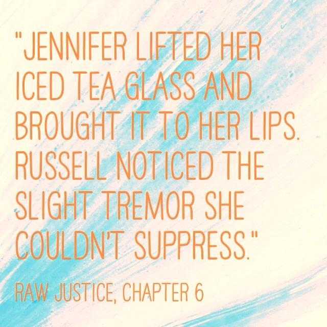 Quote- RJ- Tea Tremor