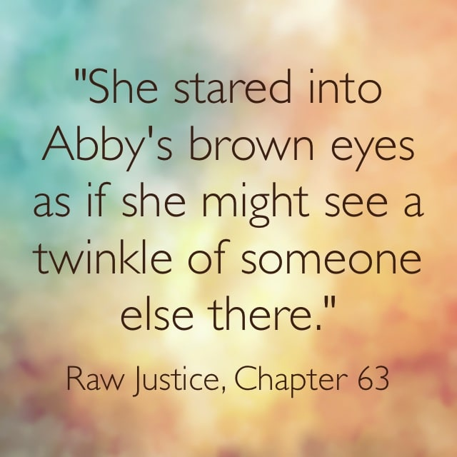Quote- Raw Justice