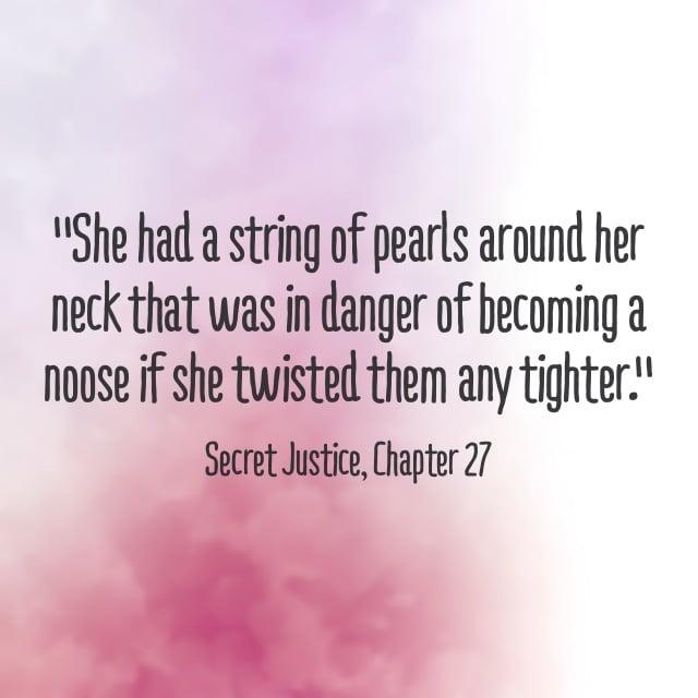 Quote- SJ- Pearls