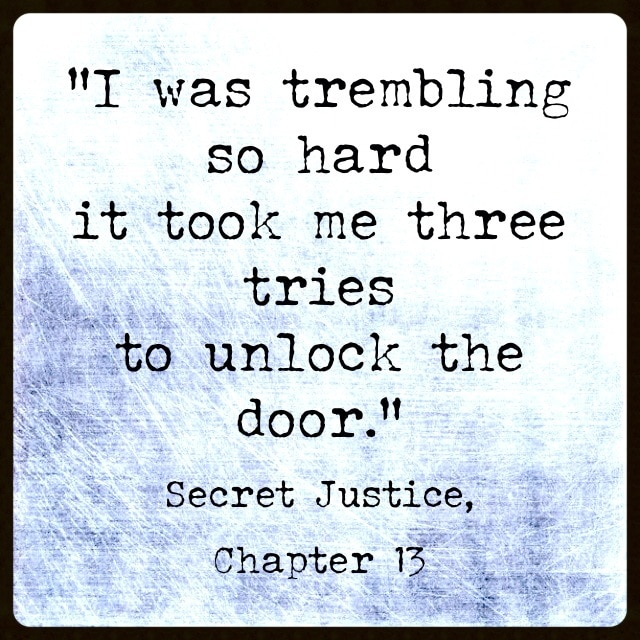 Quote- Secret Justice- Unlock