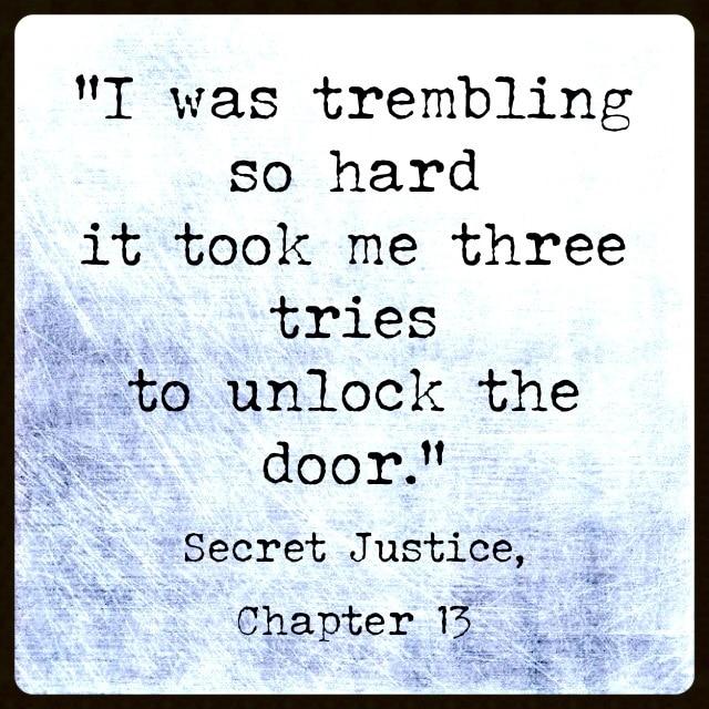 Quote- Secret Justice- Unlock