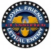 Loyal Friend Lethal Enemy