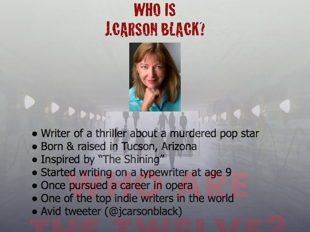 Who Is JCarson Black