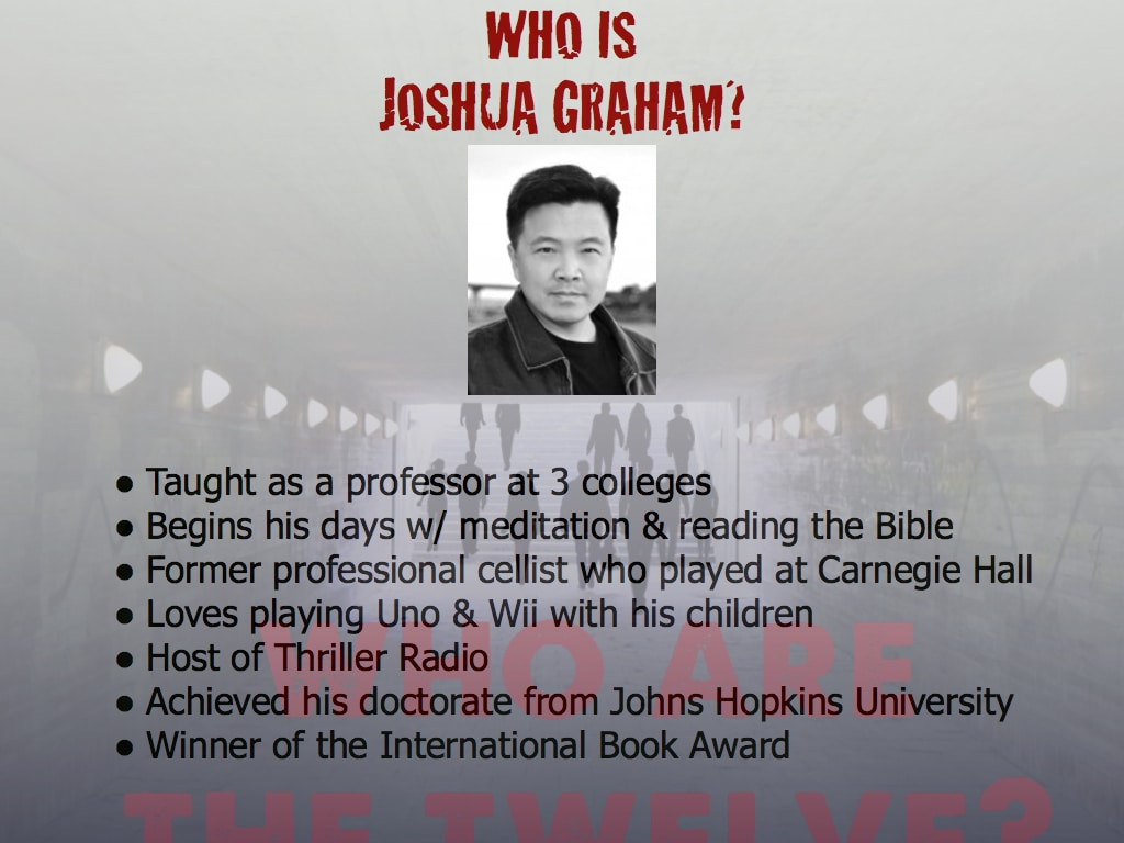 Who Is Joshua Graham