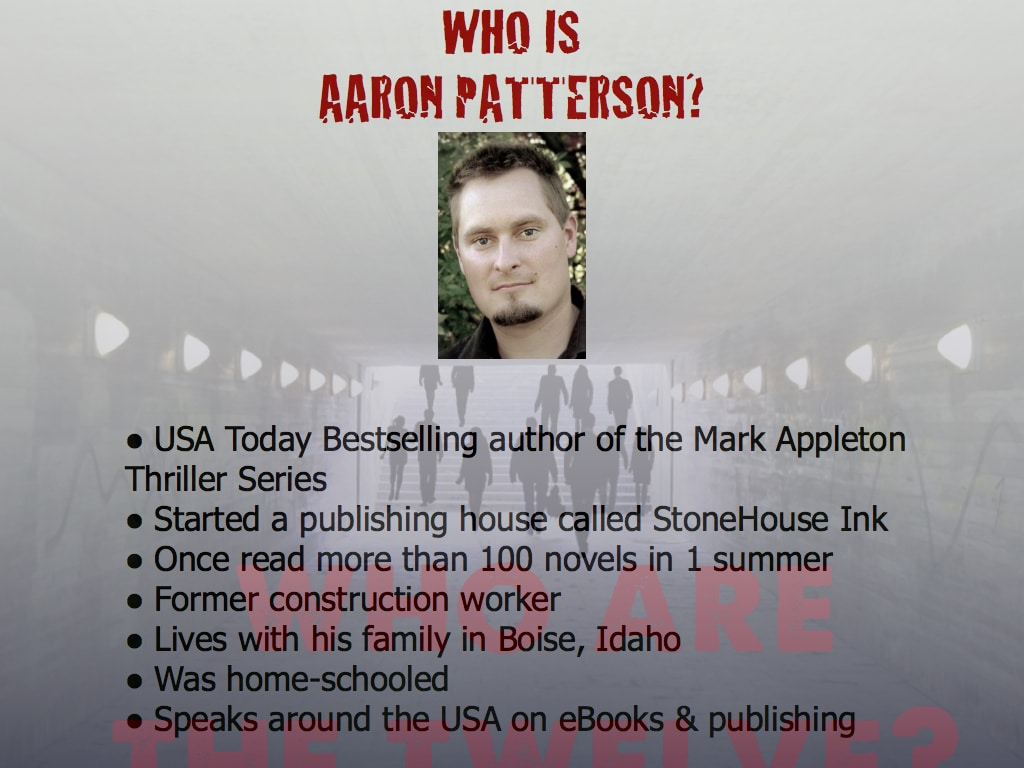 Who Is Aaron Patterson
