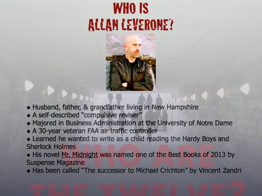 Who Is Allan Leverone