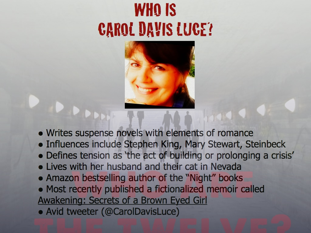 Who Is Carol Davis Luce