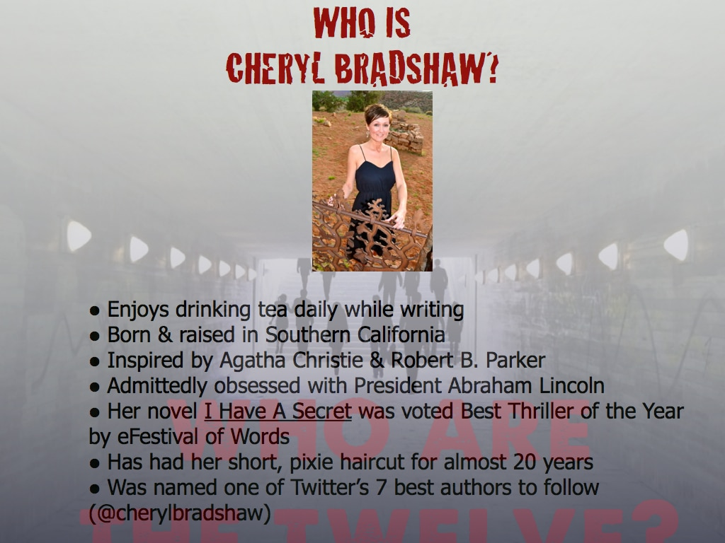 Who Is Cheryl Bradshaw
