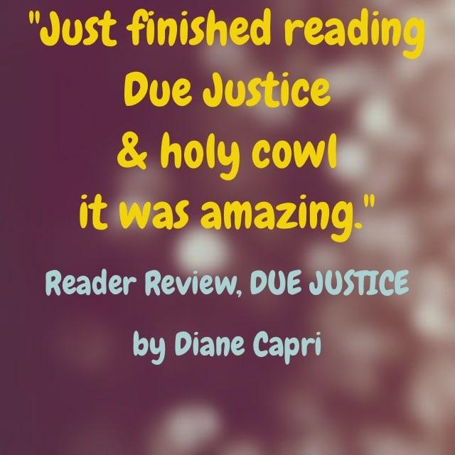 Due Justice Reader Review Wattpad