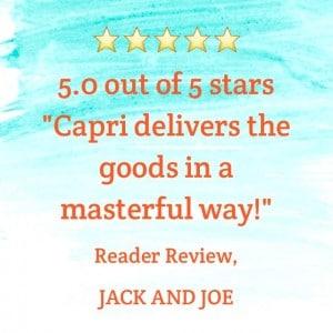 Jack and Joe Review- Diane Capri Delivers