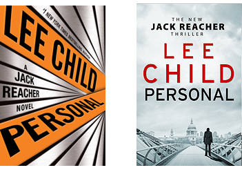 Lee Child Personal New Release