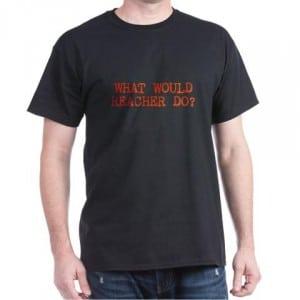 What Would Reacher Do T-Shirt
