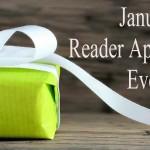 January Reader Appreciation Event