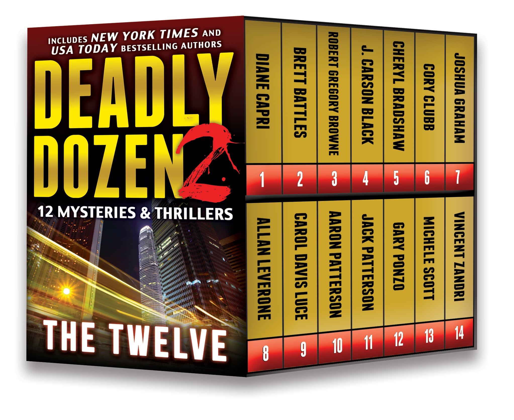 Deadly Dozen 2 3D