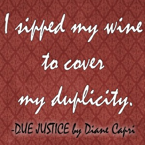 Due Justice Quote