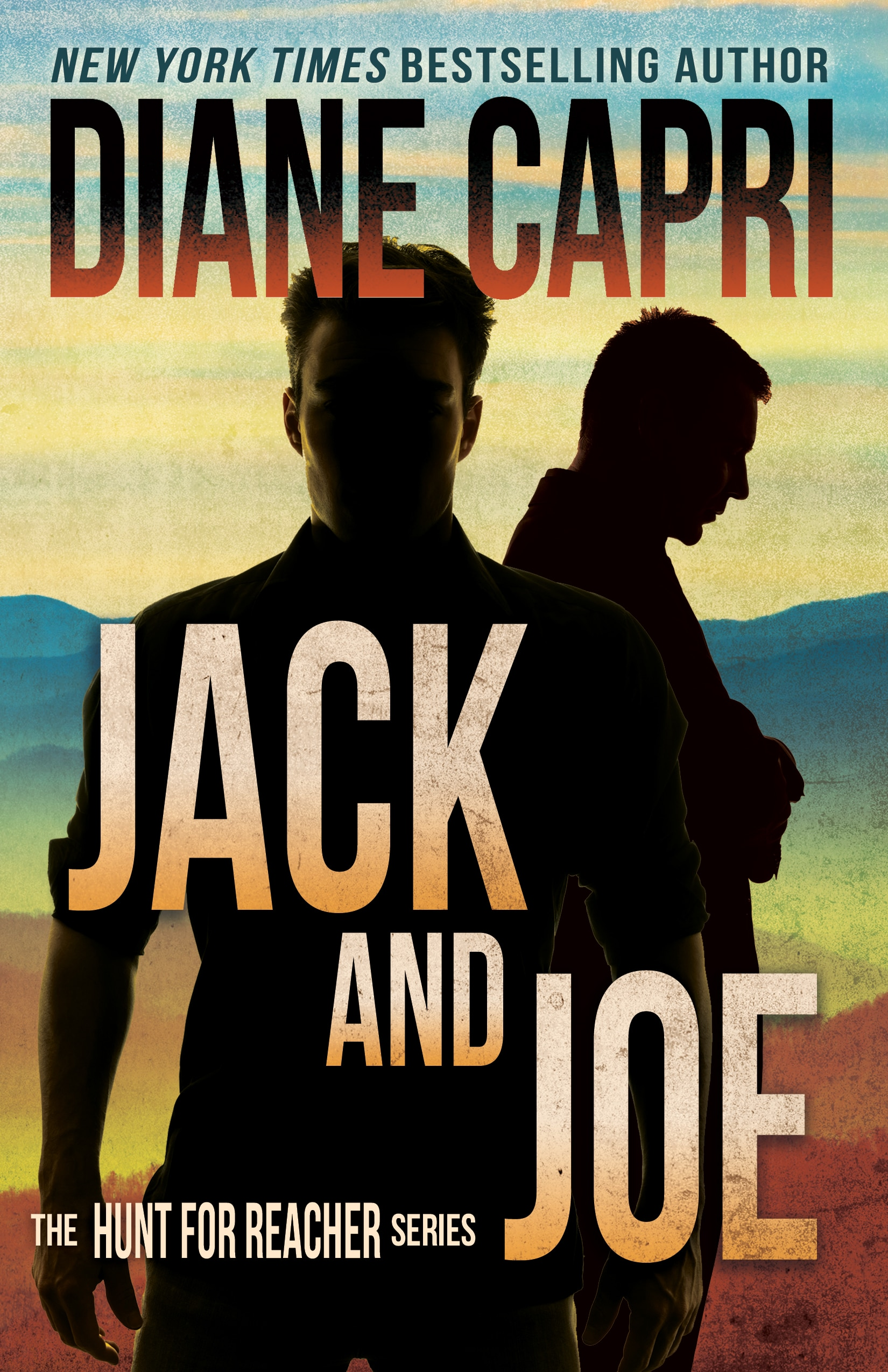 Jack and Joe Reacher