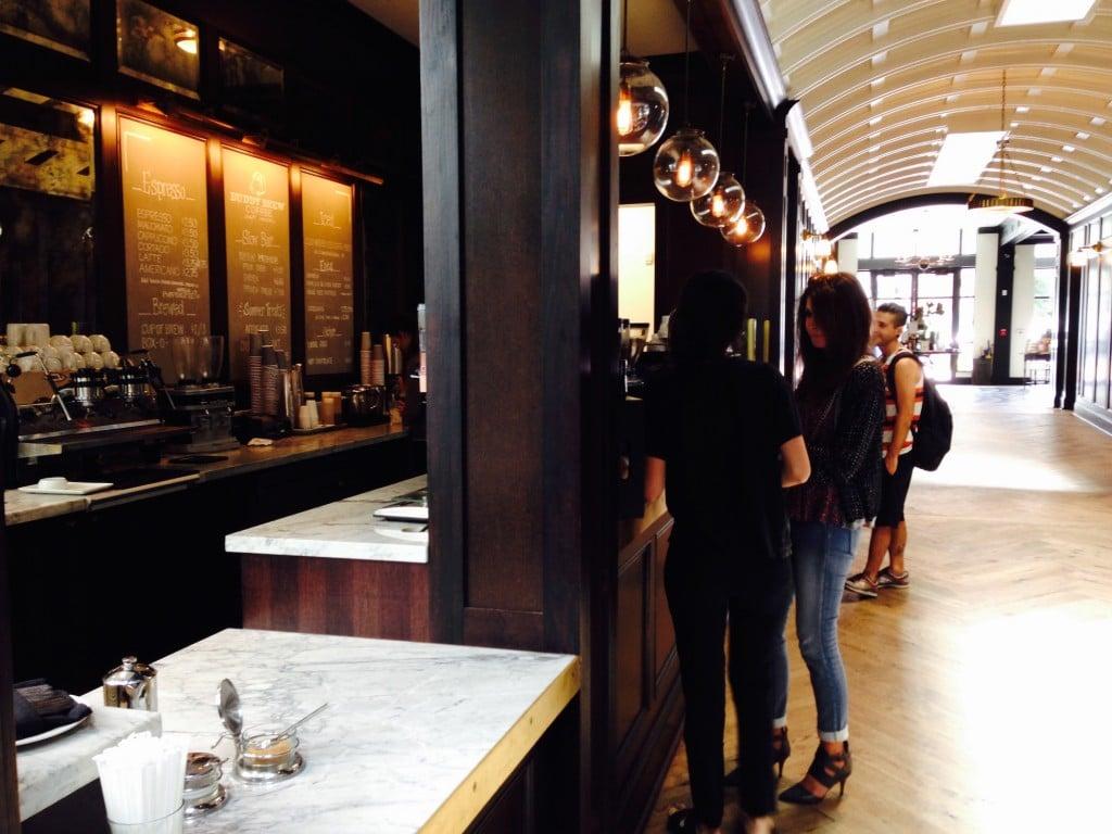 Oxford Exchange Coffee Bar