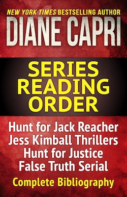 Diane Capri Series Reading Order