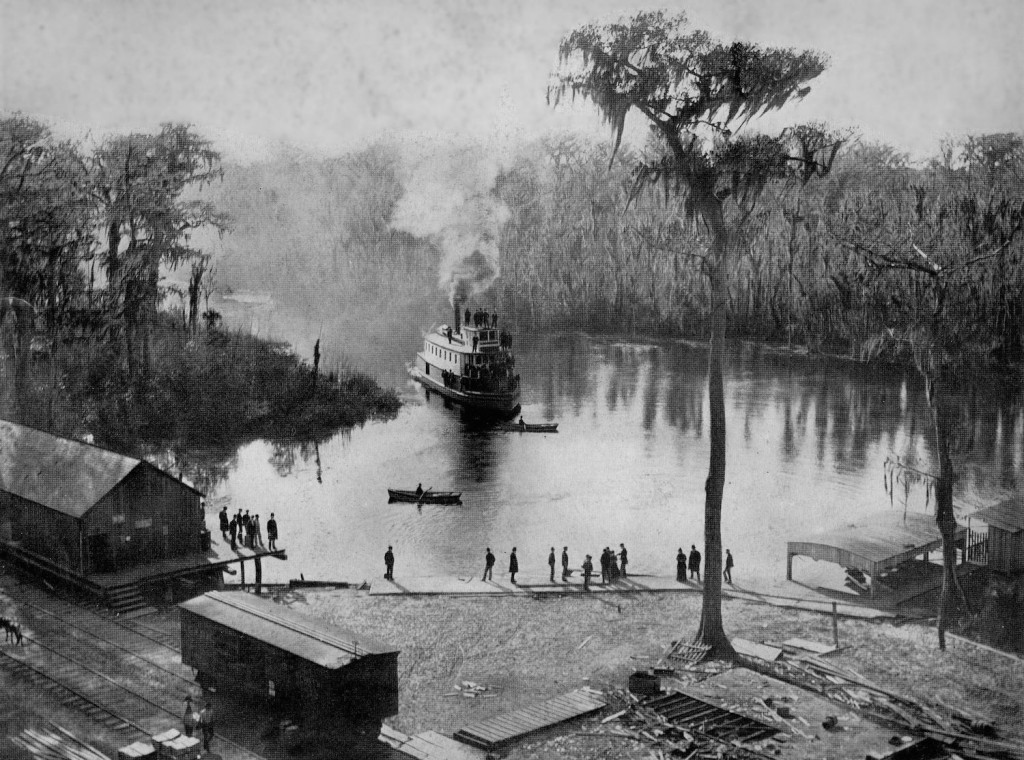 Silver Springs 1901 Steamboat 2