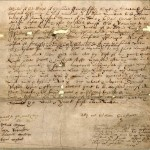 William Shakespeare's Will