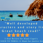 Review- Licensed to Thrill 3- Beach Read