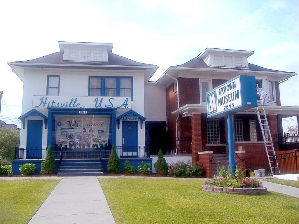 Motown Museum Hitsville