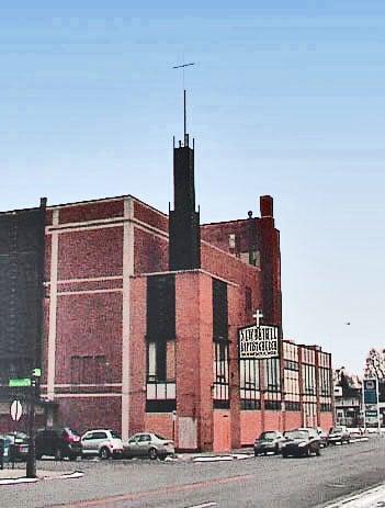 New Bethel Baptist Church Detroit