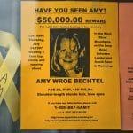 Amy Brechtel Missing Poster