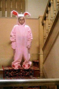 A Christmas Story Bunny Suit.A Christmas Story Ralphie S Perfect Gifting Secret Diane