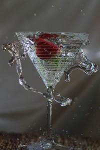 Strawberry Splash  (c) Laura Lavrack