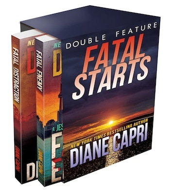 Fatal Starts: Jess Kimball Thrillers