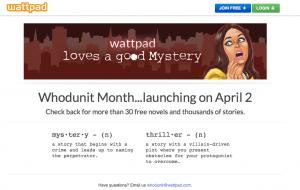 Wattpad Loves a Mystery