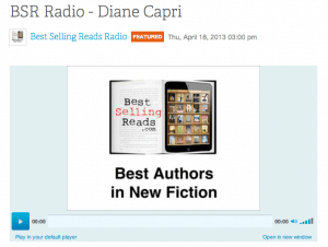 Blog Talk Radio - Diane Capri