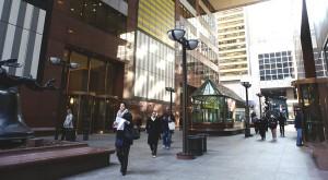 Midtown Manhattan Pedestrians