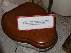 Toilet Wisdom