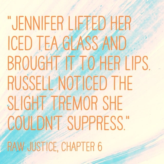 Quote- RJ- Tea Tremor