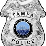 Tampa Police Badge