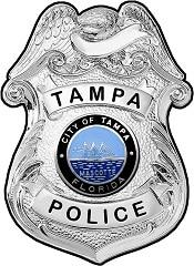 Tampa Police Badge