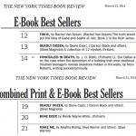 Deadly Dozen New York Times BestSellers