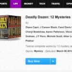 Deadly Dozen USA Today Bestseller