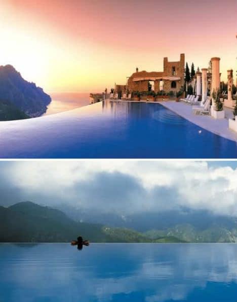 Ravello Hotel Infinity Pool