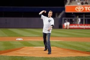 Lee Child New York Yankees
