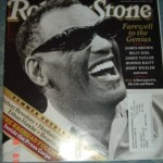 Rolling Stone A Tribute to Ray Charles