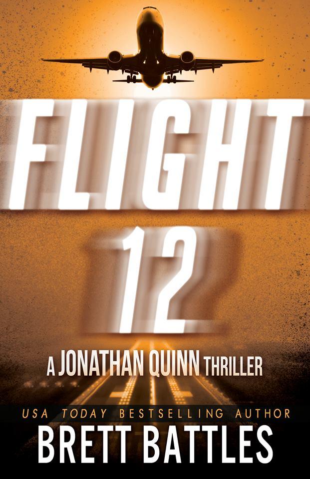Brett Battles Flight 12