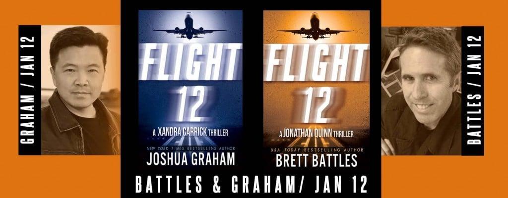 Flight 12 Graham and Battles