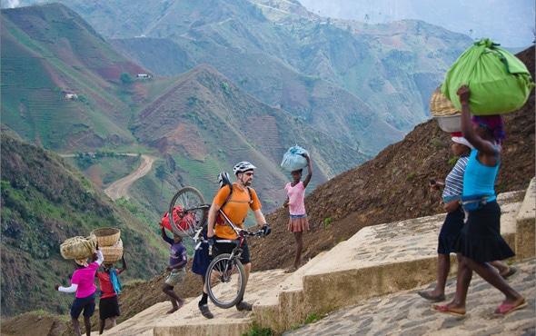 Haiti Biking